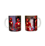 Big Bang Theory Flash Costumes Mug