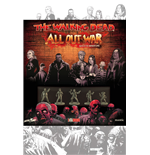 The Walking Dead All Out War Board Game