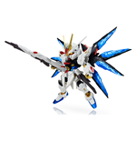 Nxedg Strike Freedom Gundam Color Ver Action Figure