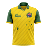 2019-2020 Australia Cricket Concept Shirt - Womens