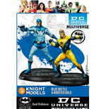 Bmg Dcumg Blue Beetle & Booster Gold Wargame