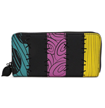 Nightmare before Christmas by Loungefly Wallet Striped