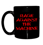Rage Against The Machine Mug FIST/LOGO
