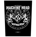 Machine Head Patch Crest (BACKPATCH)