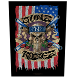 Guns N' Roses Patch Flag (BACKPATCH)