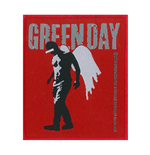 Green Day Patch Wings