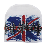 Def Leppard Cap Union Jacks