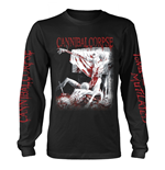 Cannibal Corpse Long Sleeves T-Shirt Tomb Of The Mutilated (EXPLICIT)