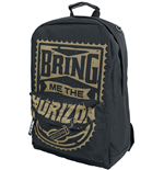 Bring Me The Horizon Backpack Bag Gold (RUCKSACK)