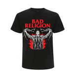 Bad Religion T-Shirt Snake Preacher