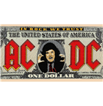AC/DC Patch Bank Note
