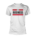 The Business T-Shirt Do A Runner (WHITE)