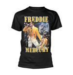 Freddie Mercury T-Shirt Homage