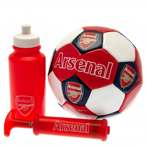 Arsenal F.C. Football Gift Set