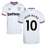 2019-20 West Ham Away Shirt (Your Name)