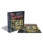 Iron Maiden Puzzle Piece Of Mind (500 Piece Jigsaw PUZZLE)