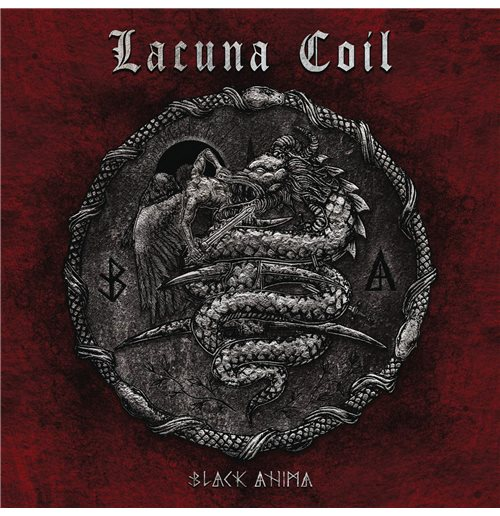 Vynil Lacuna Coil - Black Anima (2 Lp)