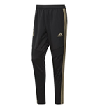 2019-2020 Real Madrid Adidas Training Pants (Black)