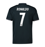 2018-19 Real Madrid Away Shirt (Ronaldo 7)