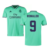 2019-2020 Real Madrid Adidas Third Shirt (Kids) (RONALDO 9)