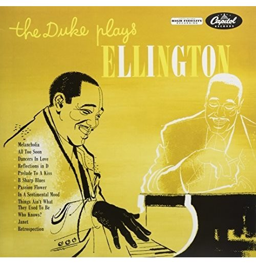 Vynil Duke Ellington - Duke Plays Ellington