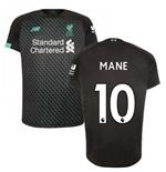 2019-2020 Liverpool Third Football Shirt (Kids) (Mane 10)