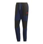2019-2020 Arsenal Adidas Fleece Joggers (Navy)