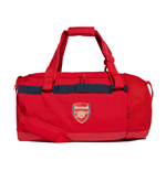 2019-2020 Arsenal Adidas Duffel Bag (Red)