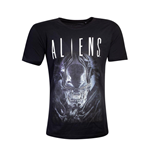 Aliens T-Shirt Say Cheese Graphic
