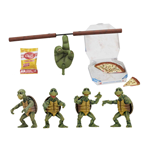 Teenage Mutant Ninja Turtles Action Figure 4-Pack 1/4 Baby Turtles 10 cm