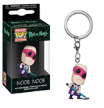 Rick and Morty Keychain 376693
