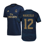 2019-2020 Real Madrid Adidas Away Football Shirt (MARCELO 12)