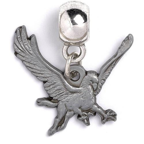Harry Potter Silver Plated Charm Buckbeak