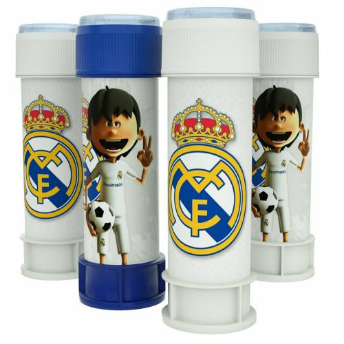 Real Madrid FC Bubbles