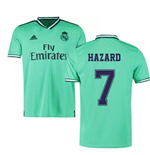 2019-2020 Real Madrid Adidas Third Shirt (Kids) (Hazard 7)