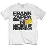 Frank Zappa Unisex Tee: The Mothers of Prevention