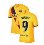 2019-2020 Barcelona Away Nike Shirt (Kids) (SUAREZ 9)