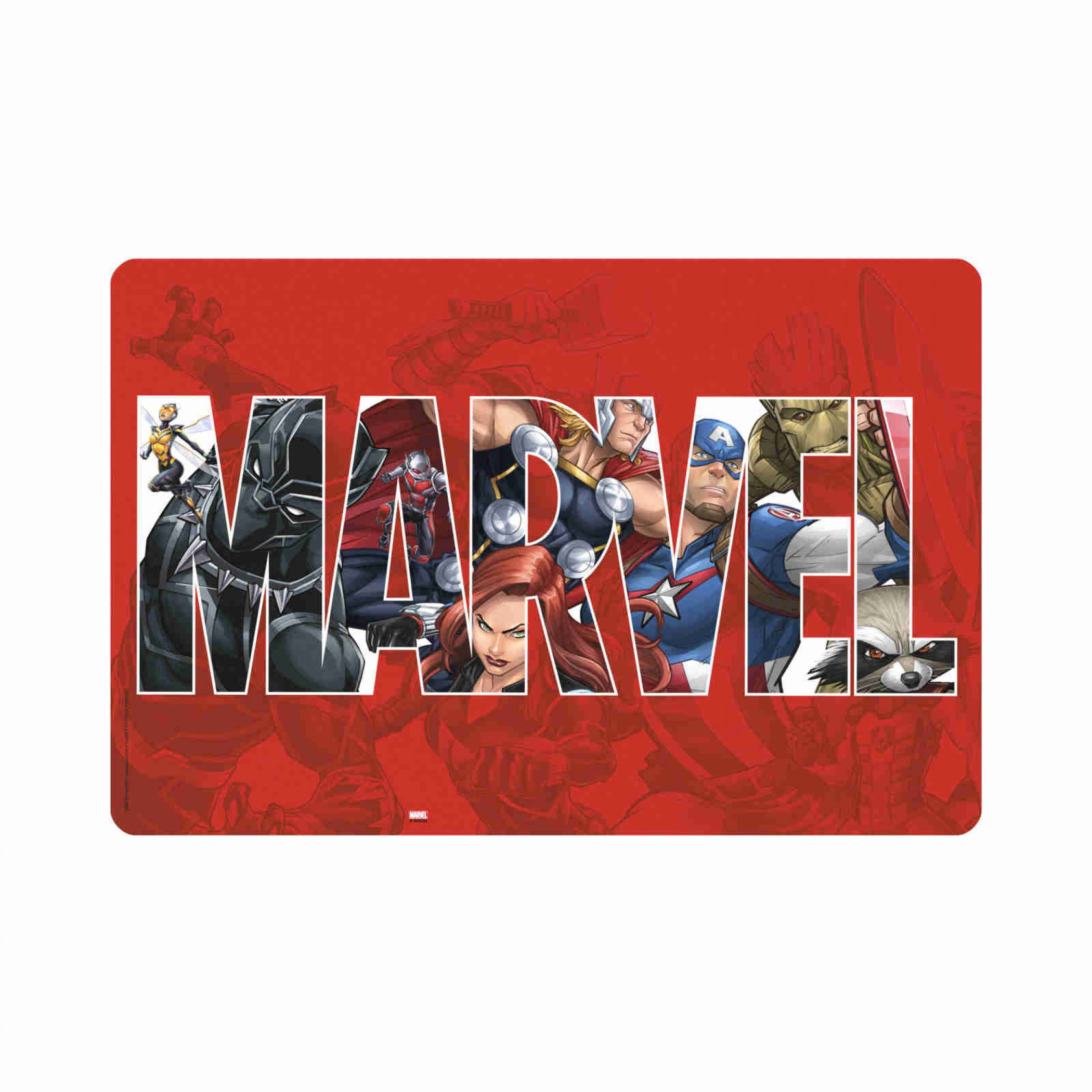 Marvel Placemat