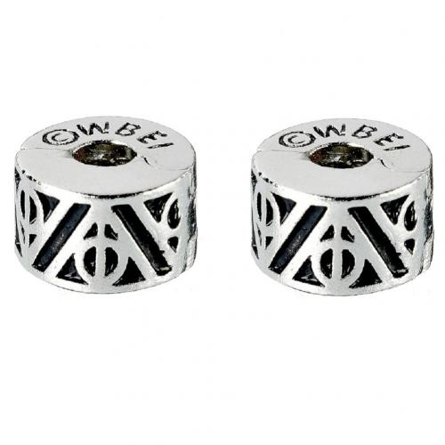 Harry Potter Silver Plated Charm Stoppers