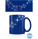 Frozen 2 Heat Change Mug Snowflakes