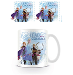 Frozen 2 Mug Lead with Courage