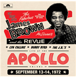 Vynil James Brown Revue - Live At The Apollo 1972 (2 Lp)