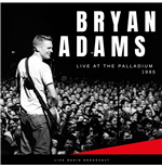 Vynil Bryan Adams - Best Of Live At The Palladium 1985