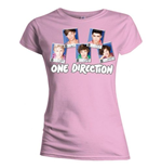 One Direction T-shirt 379337