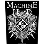 Machine Head Standard Patch: Crest