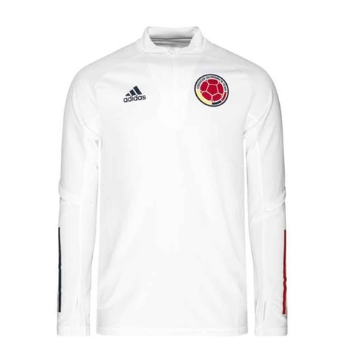 2020-2021 Colombia Adidas Training Top (White)