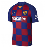 2019-2020 Barcelona Vapor Match Home Nike Shirt