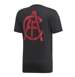 2019-2020 Arsenal Adidas Graphic Tee (Black)