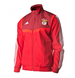 2019-2020 Benfica Adidas Presentation Jacket (Red)