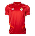 2019-2020 Benfica Adidas Training Shirt (Red)